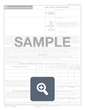 Fillable Va Form 21 4140 1 Formswift